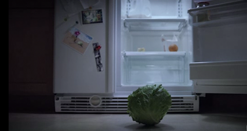 Kraft 'Lonely Lettuce'