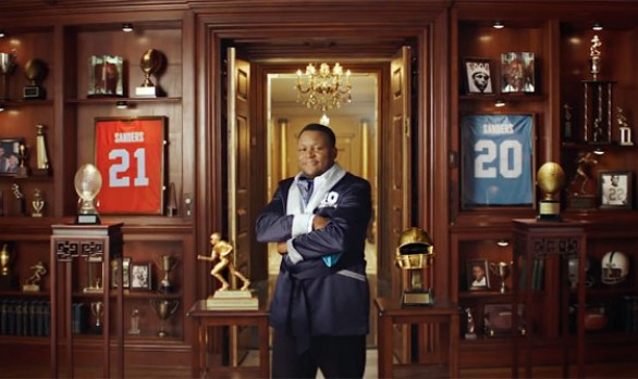 ROCKET MORTGAGE 'BARRY SANDERS'